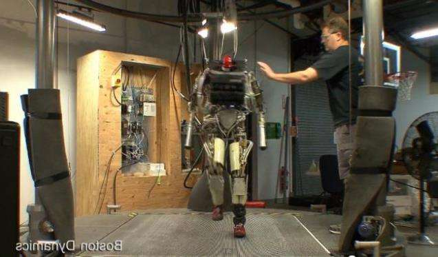 Boston Dynamics Petman