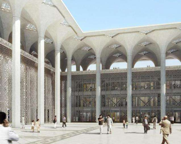 Mosquee d'Algerie