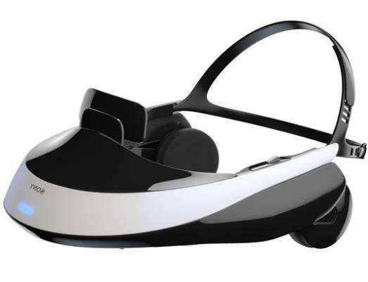 Sony Personal 3D Viewer HMZ-T1